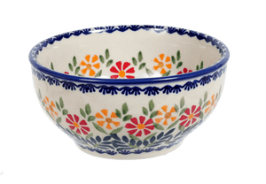 "5.25"" Tapered Bowl (Flower Power)"