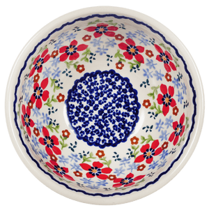 "5.25"" Tapered Bowl (Summer Bouquet)"