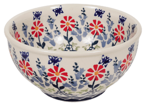 "5.25"" Tapered Bowl (Butterfly Blossoms)"