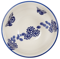 "5.25"" Tapered Bowl (Butterfly Garden)"