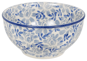 "5.25"" Tapered Bowl (English Blue)"
