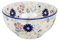 "5.25"" Tapered Bowl (Scattered Petals)"