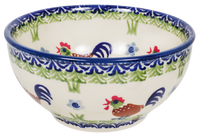 "5.25"" Tapered Bowl (Chicken Dance)"