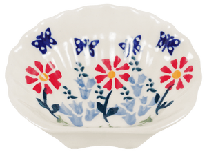 Small Soap Dish (Butterfly Blossoms)
