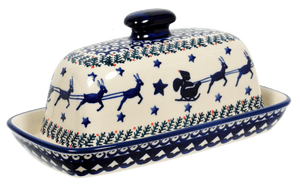 American Butter Dish (Twas the Night)