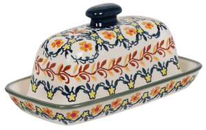 American Butter Dish (Fall Festival)