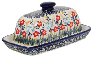 American Butter Dish (Bundled Bouquets)