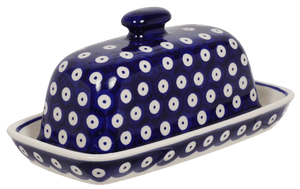 American Butter Dish (Dot to Dot)