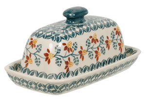 American Butter Dish (Indian Summer)