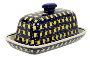 American Butter Dish (City Lights)
