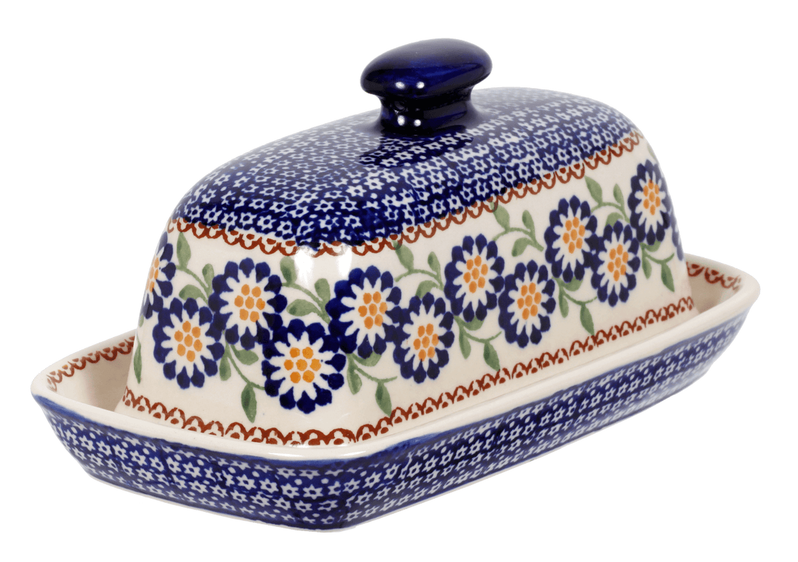 American Butter Dish (Mums the Word)