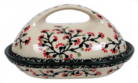 The Fancy Butter Dish (Cherry Blossom)