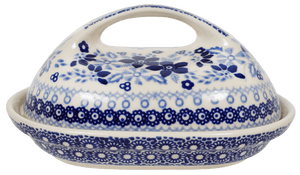 The Fancy Butter Dish (Duet in Blue)