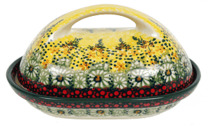 The Fancy Butter Dish (Sunshine Grotto)