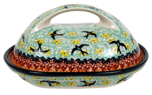The Fancy Butter Dish (Capistrano)