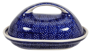 The Fancy Butter Dish (Night Sky)