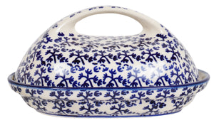 The Fancy Butter Dish (Blue Thicket)