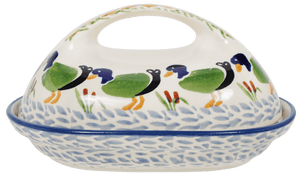 The Fancy Butter Dish (Ducks in a Row)