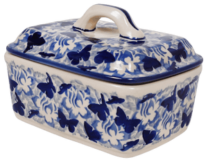 Butter Box (Dusty Blue Butterflies)
