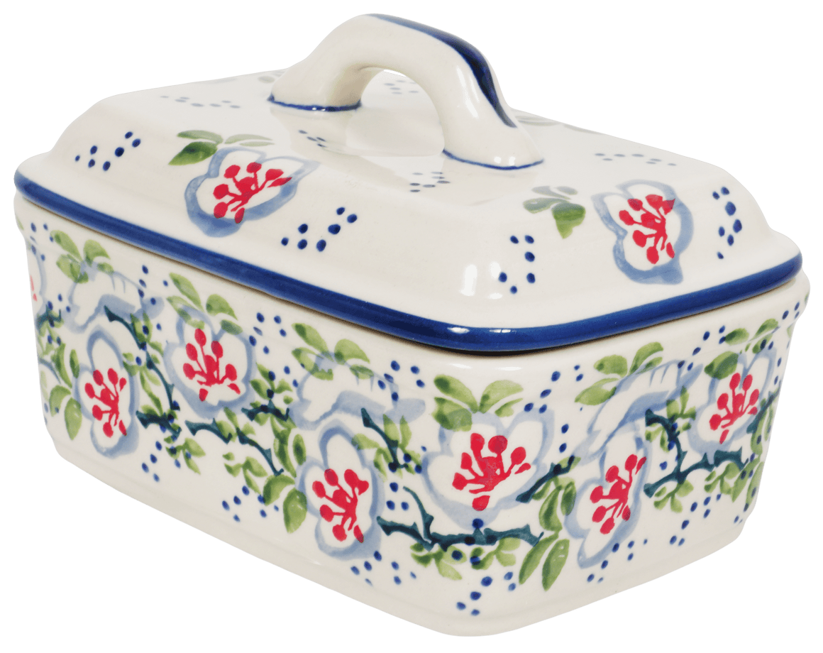 Butter Box (Flowers & Lace)