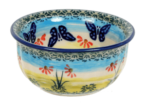"3.5"" Bowl (Butterflies in Flight)"