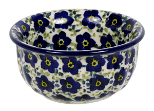 "3.5"" Bowl (Floral Revival Blue)"