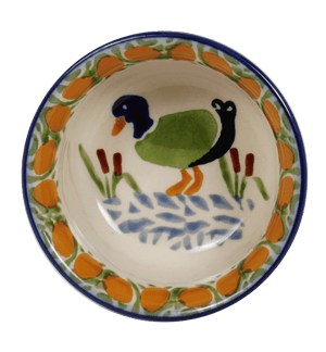 "3.5"" Bowl (Ducks in a Row)"
