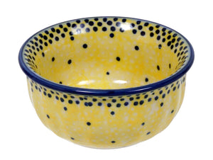 "3.5"" Bowl (Sunshine Blue Speckle)"
