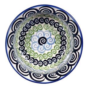 "4.5"" Bowl (Hypnotic Whirlpool)"