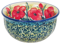 "4.5"" Bowl (Poppies in Bloom)"
