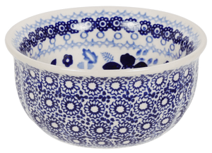 "4.5"" Bowl (Duet in Blue)"