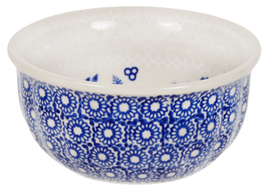 "4.5"" Bowl (Duet in Blue & White)"