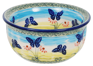 "4.5"" Bowl (Butterflies in Flight)"