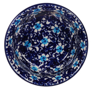 "4.5"" Bowl (Blue on Blue)"