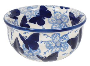 "4.5"" Bowl (Blue Butterfly)"