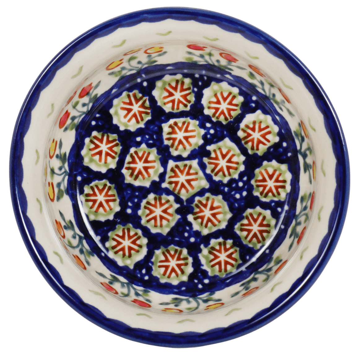 "4.5"" Bowl (Floral Spray)"