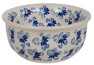 "4.5"" Bowl (Dusty Blue Daisies)"