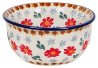 "4.5"" Bowl (Red Daisy Daze)"