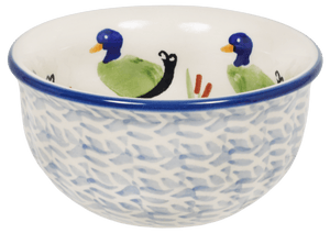 "4.5"" Bowl (Ducks in a Row)"