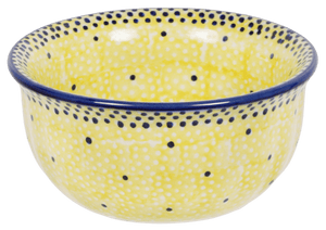 "4.5"" Bowl (Sunshine Blue Speckle)"