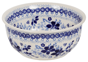 "5.5"" Bowl (Duet in Blue)"