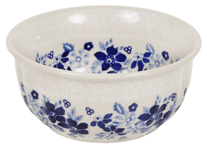 "5.5"" Bowl (Duet in Blue & White)"