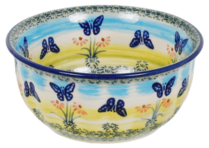 "5.5"" Bowl (Butterflies in Flight)"