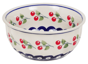 "5.5"" Bowl (Cherry Dot)"