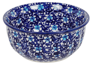 "5.5"" Bowl (Blue on Blue)"