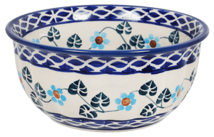 "5.5"" Bowl (Basket of Blue)"