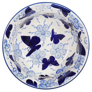 "5.5"" Bowl (Blue Butterfly)"