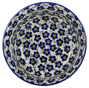 "5.5"" Bowl (Floral Revival Blue)"