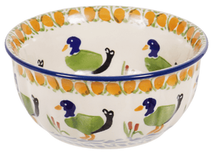 "5.5"" Bowl (Ducks in a Row)"