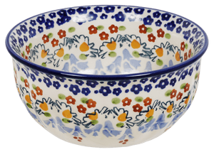"5.5"" Bowl (Blue Bell Delight)"